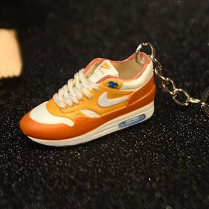 Mini Sneakers & 3D Nike Keychains. Coming With A Box!